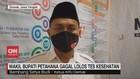 VIDEO: Wakil Bupati Petahana Gagal Lolos Tes Kesehatan