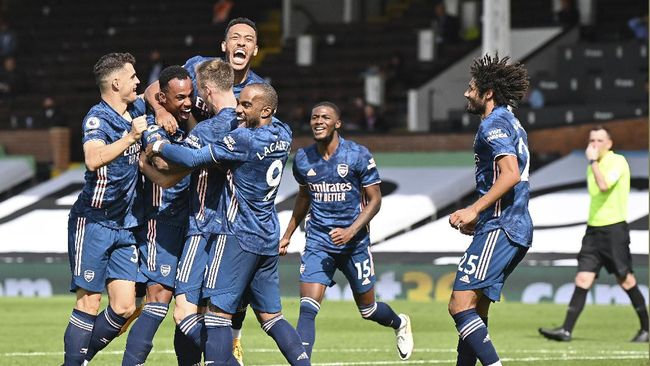 FOTO: Rekap Pekan Pertama Liga Inggris