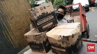DKI Berencana Beri Bantuan Tunai ke Warga Terdampak Corona