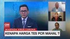 VIDEO: Harga Tes PCR di Indonesia Mahal