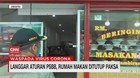 VIDEO: Langgar Aturan PSBB, Rumah Makan Ditutup Paksa