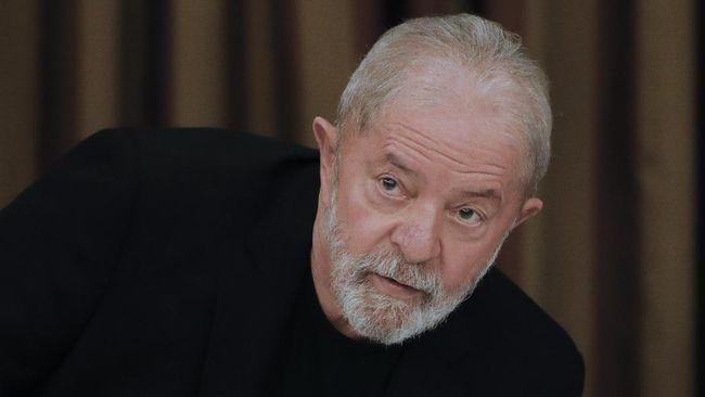 Eks presiden Brasil, Luiz Inácio Lula da Silva, kembali menjadi tersangka pencucian uang terkait suap dari perusahaan konstruksi Odebrecht.