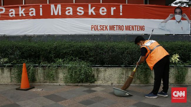 Jumlah kasus positif covid-19 di DKI Jakarta melonjak 6.960 kasus sepekan sejak penerapan PSBB Jilid II pada 14 September lalu.