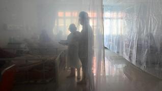 Pasien Covid Kabur, RSUD Saparua Pecat Perawat dan Satpam