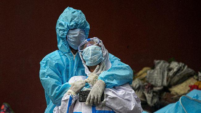 Indonesia disebut berpotensi menjadi episentrum Covid-19 dunia berkaca dari jumlah kasus positif virus corona yang kembali pecah rekor.