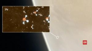 VIDEO: Gas Fosfin Ditemukan di Atmosfer Venus