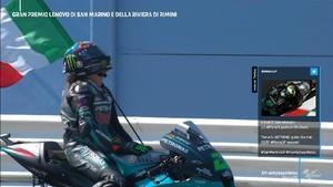 VIDEO: Highlights MotoGP San Marino, Morbidelli Menang Mudah