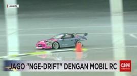 VIDEO: Jago Drift dengan Mobil Remote Control