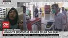 VIDEO: Minimnya Efektivitas Masker Scuba & Buff
