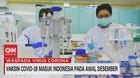 VIDEO: Luhut: Vaksin Covid-19 Masuk Indonesia Awal Desember
