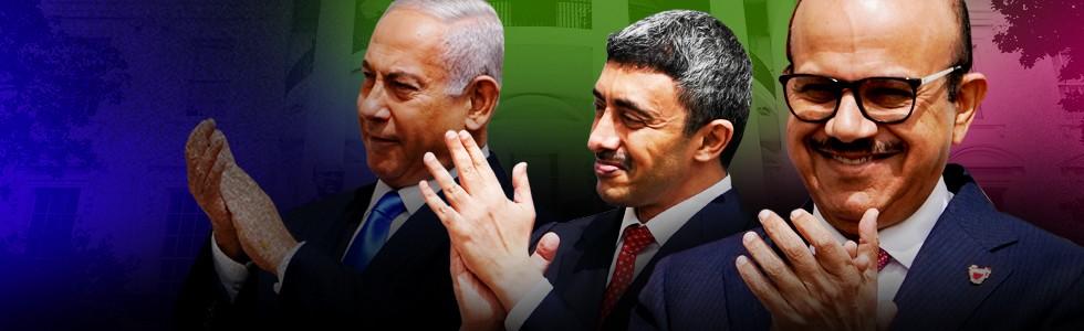 Jalur Perdamaian Israel-Timteng