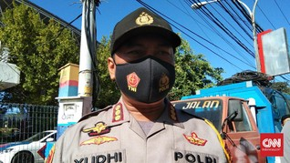 Ada 4 Paslon, Polri Waspadai Konflik di Pilkada Makassar