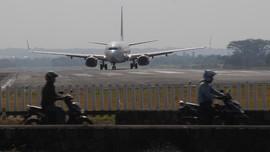 AP I: Trefik Harian Bandara Tembus 94 Ribu Penumpang
