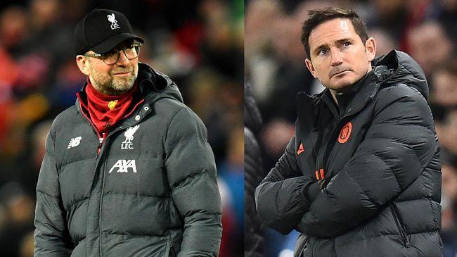 Drama perseteruan Frank Lampard dan Jurgen Klopp kembali berlanjut jelang lanjutan Liga Inggris 2020/2021, ketika keduanya saling kritik soal belanja pemain.
