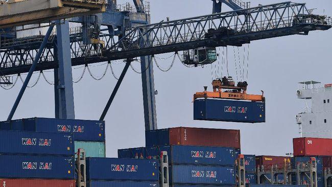 Defisit perdagangan AS tembus US$67 miliar pada Agustus 2020. Defisit merupakan yang tertinggi dalam 14 tahun.