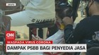 VIDEO: Dampak PSBB Bagi Penyedia Jasa