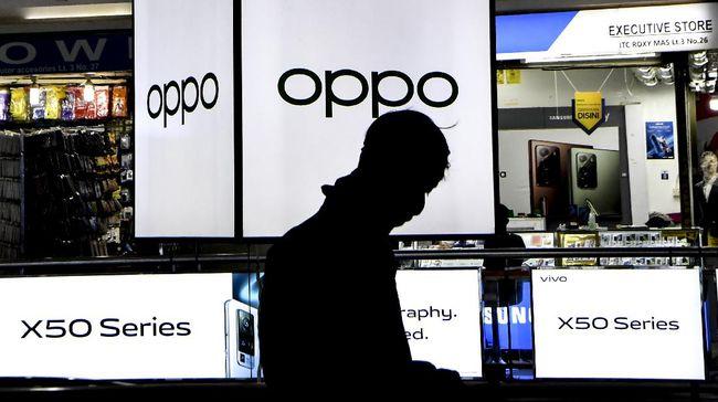 Perusahaan ponsel China, Oppo akan memamerkan ponsel dengan layar yang dapat digulung atau rollable phone di acara tahunan INNO Day.