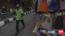 Pemerintah Buat Standar Masker di Zona Merah Corona