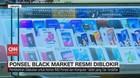VIDEO: Ponsel Black Market Resmi Diblokir