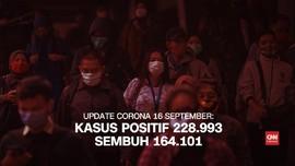 VIDEO: Rekor Baru, Kasus Corona Tembus 3.963