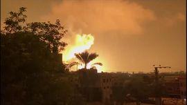VIDEO: Israel-Palestina, Baku Serang Roket