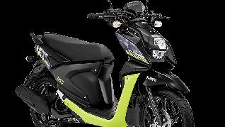 Pilihan Baju Baru Skutik Petualang Yamaha