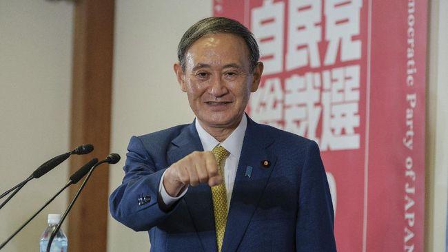 PM Jepang Yoshihide Suga menyerukan upaya untuk memperbaiki hubungan dengan Korea Selatan yang memburuk dalam beberapa tahun terakhir.