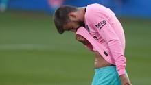 Tolak Operasi, Pique Mungkin Bela Barcelona Lagi Musim Ini