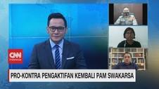 VIDEO: Pro-Kontra Pengaktifan Kembali PAM Swakarsa