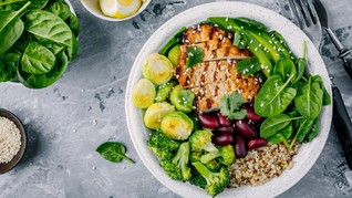 Makanan yang Tepat untuk Diet Eat Clean