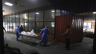 Kematian Akibat Covid-19 di AS Nyaris 200 Ribu
