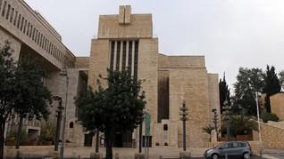 Israel Lockdown, Sinagog Agung di Yerusalem Tutup