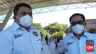 Bacalon Wali Kota Janji Jadikan Makassar Zona Hijau 100 Hari