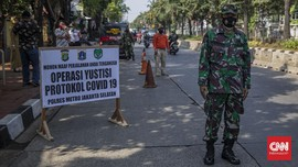 Operasi Yustisi Covid: Hampir Sejuta Pelanggaran, Denda Rp1 M