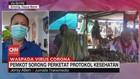 VIDEO: Pemkot Sorong Perketat Protokol Kesehatan
