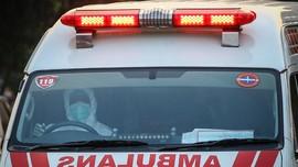 Ambulans Dibawa Pelesir Lebaran Kena Razia di Cikarang Barat