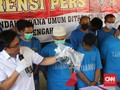 Polisi Tangkap Mantan TNI, Perampok Toko Emas di Blora