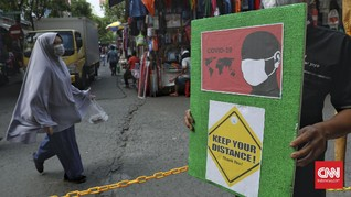 11 Hari PSBB Jilid II DKI: Kasus Positif dan Kematian Naik