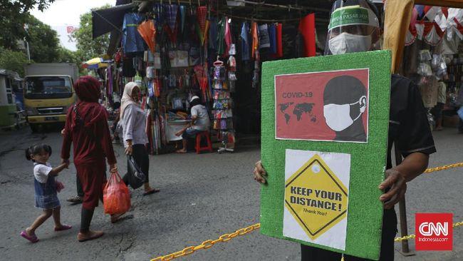 Nielsen Indonesia menyebut PSBB jilid II telah mendorong pengunjung mal ke pinggir DKI, seperti Tangerang dan Bekasi.