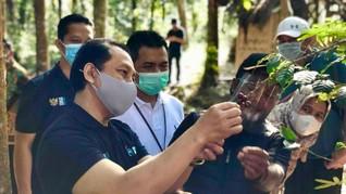 Telkom Dukung Digitalisasi UMKM di Kaki Gunung Ciwidey
