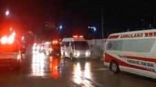 VIDEO: Penjelasan Wisma Atlet Soal Antrean Ambulans Viral