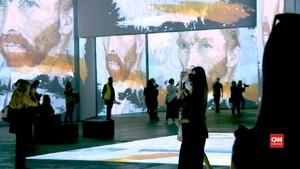 VIDEO: Pameran Van Gogh di Melbourne Dipindah karena Covid-19