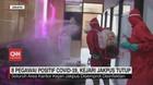 VIDEO: 8 Pegawai Positif Covid-19, Kejari Jakpus Tutup