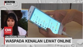VIDEO: Waspada Kenalan Lewat Online