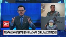 VIDEO: Menakar Kontestasi Bobby-Akhyar di Pilwalkot Medan (4)