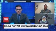 VIDEO: Menakar Kontestasi Bobby-Akhyar di Pilwalkot Medan (3)