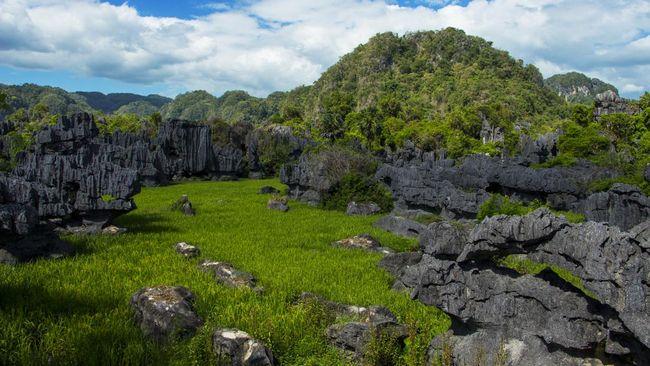 Jika berhasil lolos uji kelayakan, Geopark Maros Pangkep akan masuk daftar jaringan Global Geopark UNESCO.