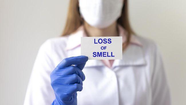 Anosmia atau menurunnya fungsi indera penciuman dapat terjadi pada Covid-19 dan flu atau pilek biasa. Apa beda gejala anosmia pada Covid-19 dan pilek?