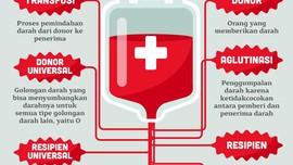 INFOGRAFIS: Istilah-istilah dalam Donor Darah