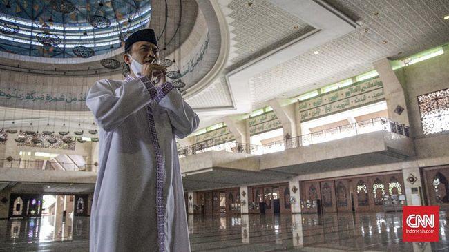 Pengeras suara di masjid dinilai bukan untuk membangunkan sahur, tapi hanya untuk mengumandangkan azan.
